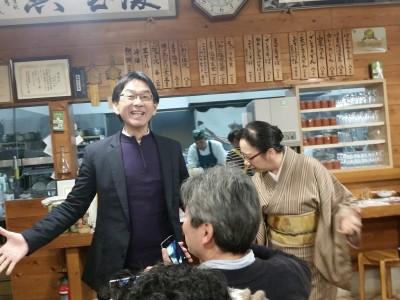 スペクタクル鈴木登場! 野口先生と「カピッ~~!ハッピィ~~!!」