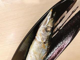 秋刀魚刺し5