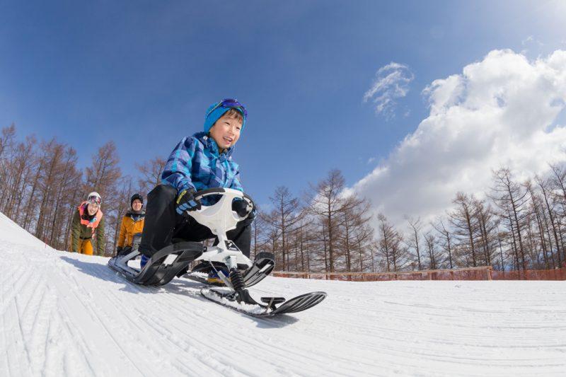 スキー場OPEN★Xmasパンケーキは期間限定!