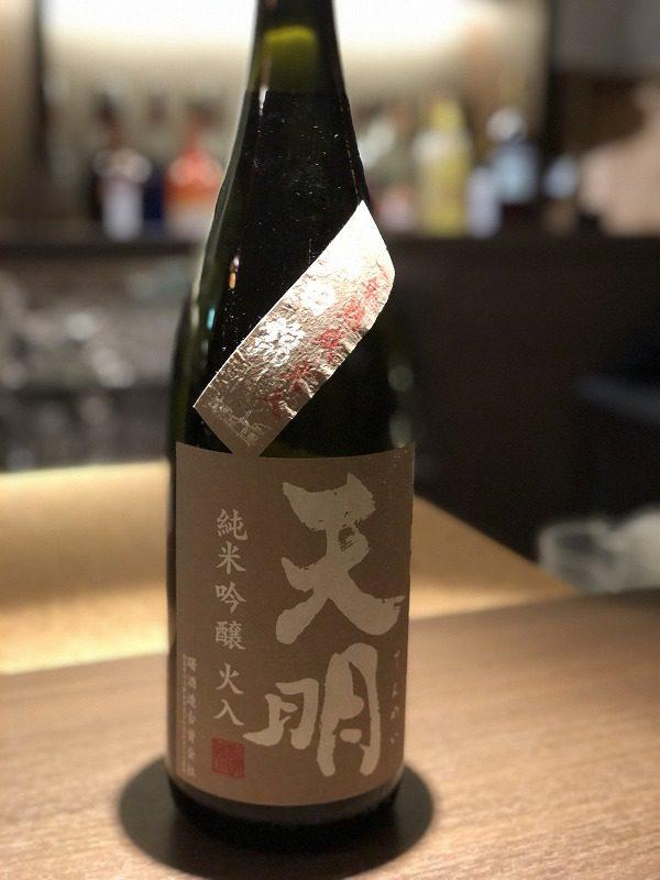 フレンチに日本酒?!