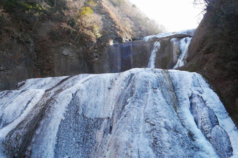 さあ!袋田の滝ツアーへ!!