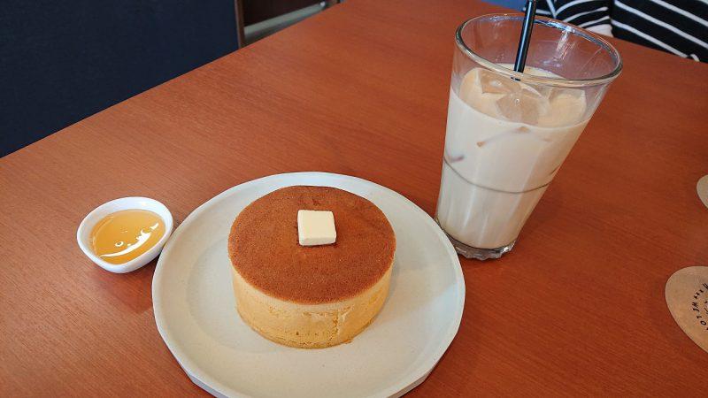 美味しいパンケーキ