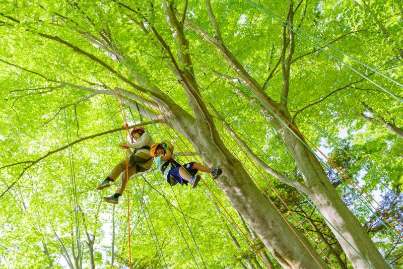 【GWイベント】新緑の那須高原でリフレッシュ!