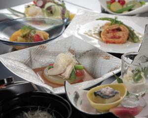 菜す乃 低カロリーコースイメージ